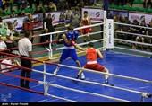 لرستان فاتح مسابقات بوکس قهرمانی کشور شد
