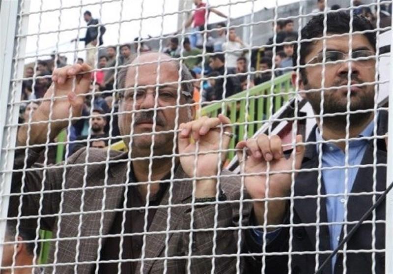 رانت در فوتبال ایران