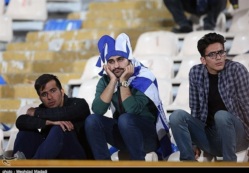 ناراحتی هواداران استقلال از گلزنی پرسپولیس