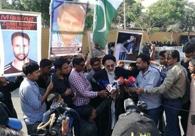 جیل بھرو تحریک؛ لاپتہ افراد کی بازیابی کیلئے کراچی سراپا احتجاج