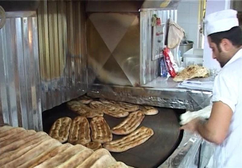 نانوایی اردبیل