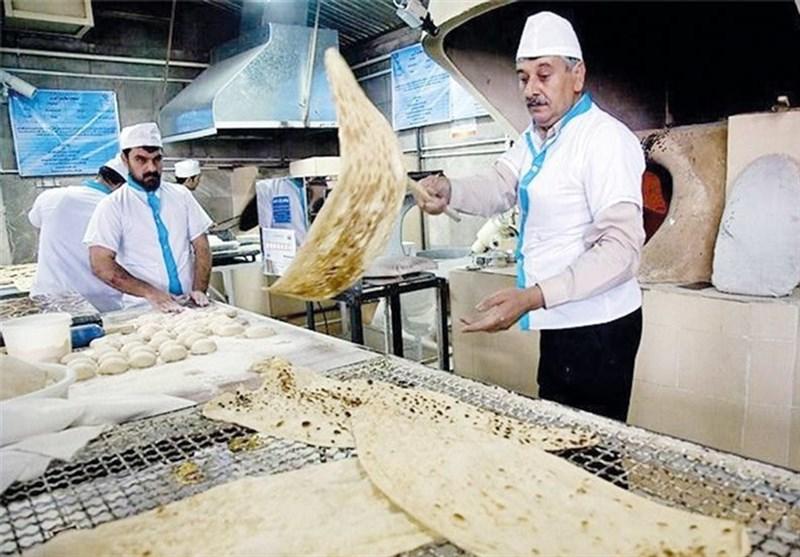 ورود گندم دامی وارداتی به آرد خبازی/ تغییر وزن چانه نان برای جبران هزینه تولید