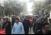 اعتراضات خیابانی زوار پاکستانی در «کویته»؛ «ما را از حبس آزاد کنید» + فیلم و تصاویر