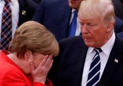 مرکل پیام تبریکی از آمریکا و روسیه برای صدر اعظمی مجددش دریافت نکرده است