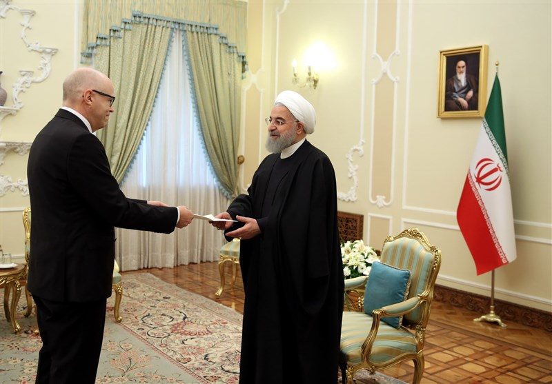 Iran Open to Finnish Investors: President
