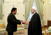 Iran, Sri Lanka Resolved to Deepen Relations: President Rouhani