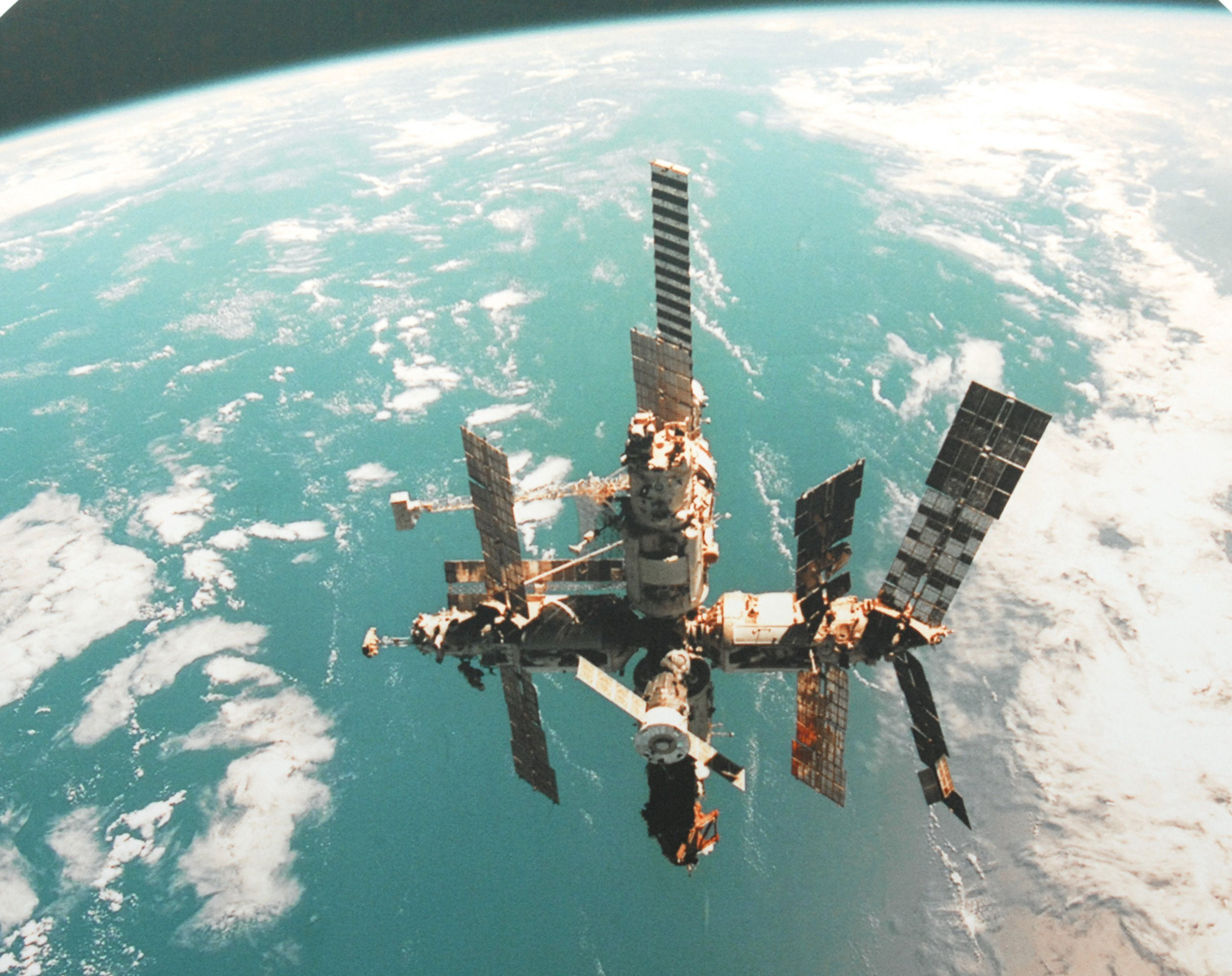 us space station - 900×715