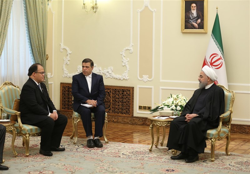 Iran Welcomes Closer Economic Cooperation with Philippines: President
