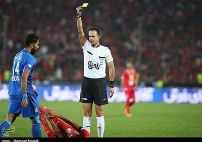 اعلام اسامی داوران هفته بیست وچهارم لیگ برتر فوتبال