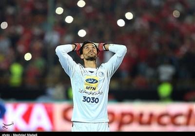 حسینی: دوست داشتم در سال جام جهانی مقابل پرسپولیس بازی کنم/ خون به مغزم نرسید