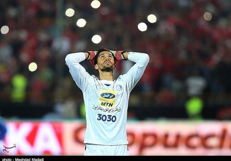 واکنش مربی استقلال به خداحافظی حسین حسینی بعد از بازی با پیکان