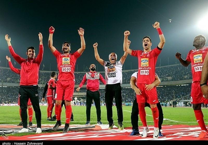 Iran S Persepolis Makes A Huge Jump At Soccer Clubs Ranking Sports News Tasnim News Agency