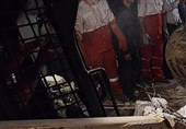لرستان|انفجار کپسول گاز سبب تخریب یک باب مغازه در سلسله شد