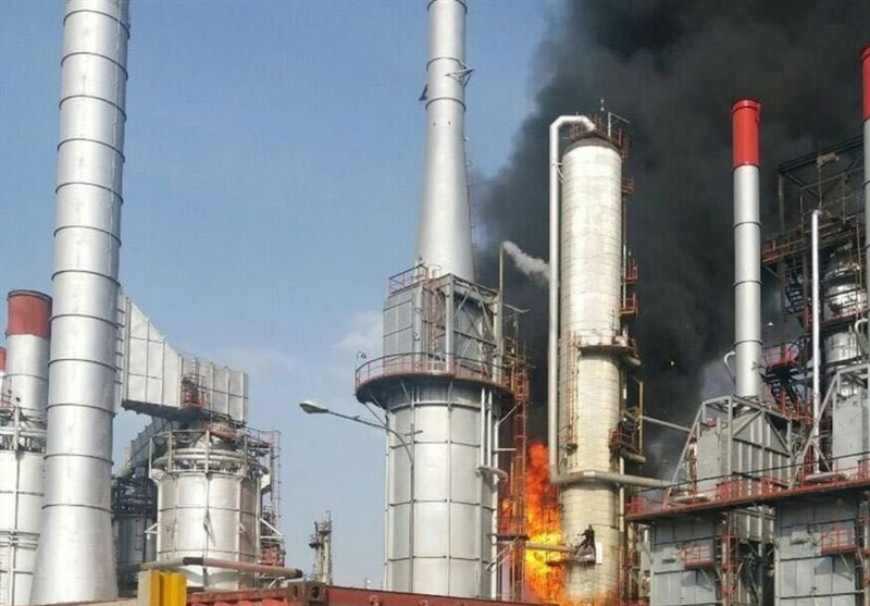 Tehran Oil Refinery Fire Death Toll Rises to 7