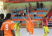 فوتسال قهرمانی باشگاههای آسیا شروع مقتدرانه سونگونیها با هتتریک طیبی