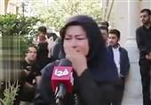 واکنش پلیس به گریههای پرحاشیه «زن افغان» عاشق امام حسین