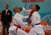 3 کاراتهکا نوجوان برای مدال برنز به روی تاتامی میروند