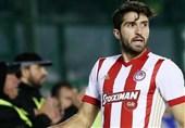 انصاریفرد: تا ماه ژانویه دوباره تیم اول لیگ یونان خواهیم بود/ میتوانستیم برنده دربی باشیم