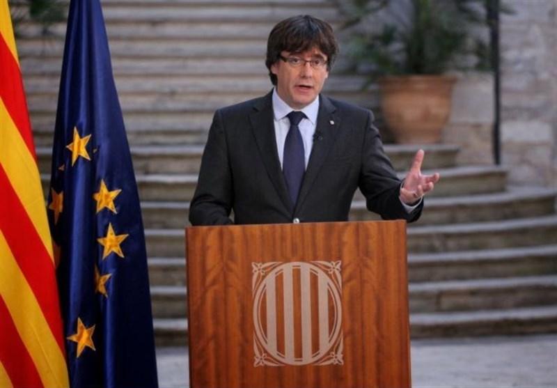 پیام کنایهآمیز رهبر کاتالونیا پس از شکست رئال مادرید مقابل خیرونا