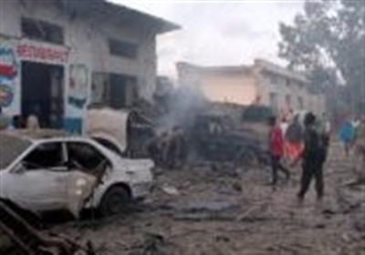 18 کشته و 29 زخمی در انفجار نزدیک مقر ریاست جمهوری سومالی