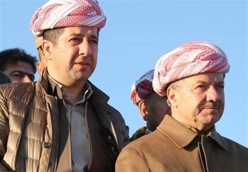کرد رہنما مسعود بارزانی کی دوبارہ اقتدار میں آنے کیلئے تگ و دو