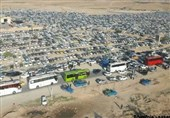 توصیه پلیس راه خوزستان به زائران اربعین برای پارک خودروها