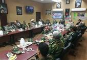 فرماندهان ارشد سپاه پاسدان و ارتش استان خوزستان باهم دیدار کردند