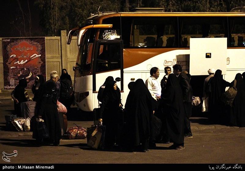 High Number of Iranian Pilgrims Enter Iraq ahead of Arbaeen