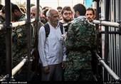 تازهترین اخبار اربعین حسینی| ازدحام زائران اربعین در مرز مهران؛ بارش باران در کربلای معلی+فیلم
