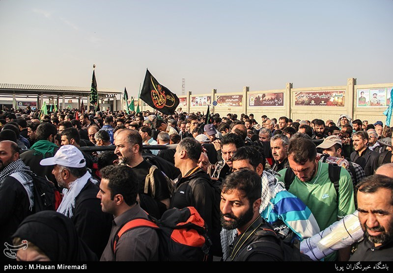 سخنگوی ستاد مرکزی اربعین حسینی: مرز خسروی همچنان بسته است