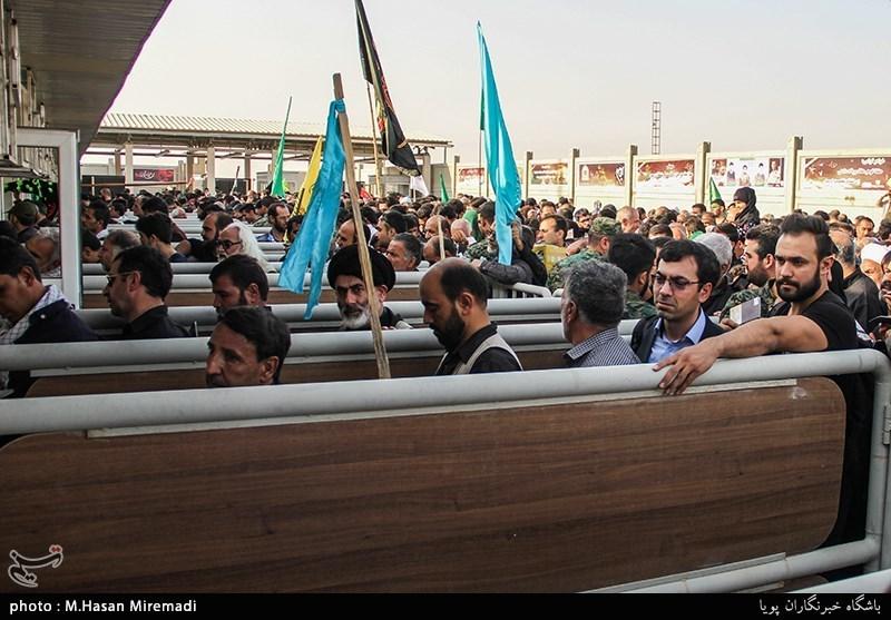 فرمانده مرزبانی استان ایلام: تردد زائران اربعین حسینی نسبت به سال گذشته افزایش یافته است