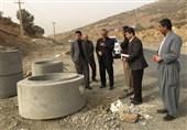 شبکه فاضلاب مختلط شهر مرزی سردشت جداسازی میشود