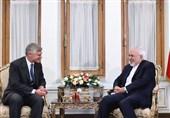 دیدار قائم مقام وزیر خارجه اتریش با ظریف/ تاکید طرفین بر پایبندی به برجام