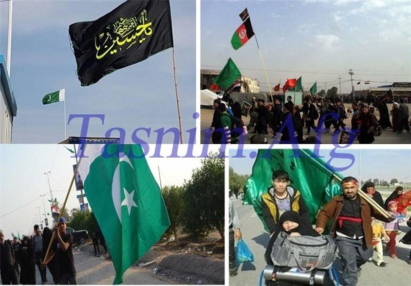گزارش وضعیت زوار افغانستانی و پاکستانی و یک مطالبه از وزارت امور خارجه