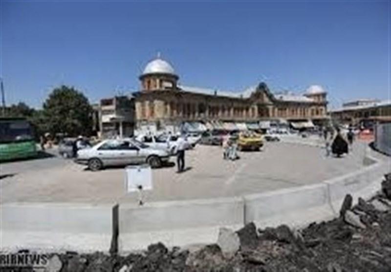 زوایای پیدا و پنهان طرح پیادهروسازی میدان امام خمینی(ره) و خیابان اکباتان همدان