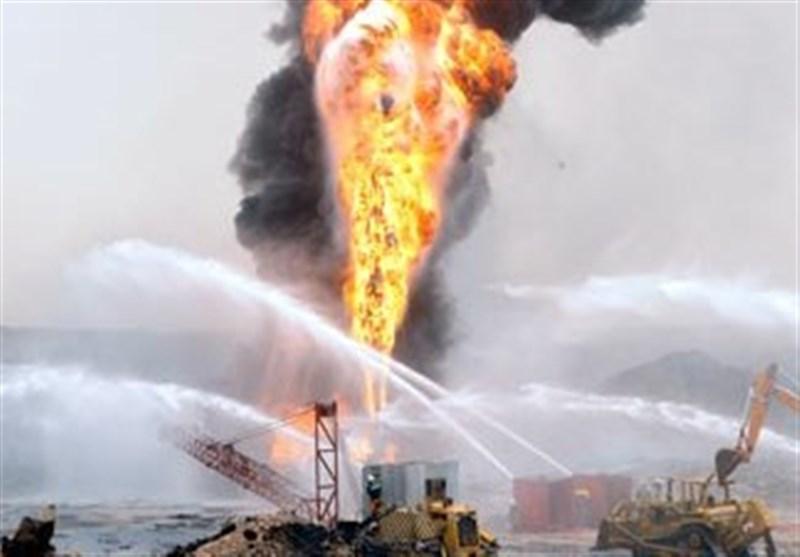 توضیحات یکی از مجروحین حادثه انفجار چاه نفتی + فیلم