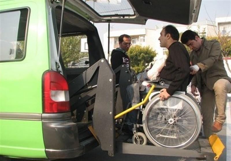 مناسبسازی حوزه شهری و اماکن تجاری برای معلولان کمتر از 37 درصد است