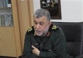 سپاه برای توسعه ورزش در استان گیلان آمادگی دارد