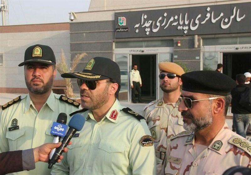 القاء القبض على 300 من مثیری الشّغب فی طهران