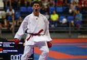 باربد صداقت: از حضور در ترکیب بهترین تیم کاراته جهان خوشحال هستم/ جای نوید محمدی در تیم خالی است