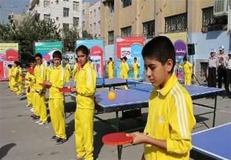 زنگ ورزش مدارس تهران تعطیل شد