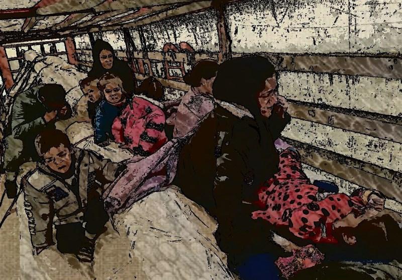 کشف محموله قاچاق کودک توسط ماموران گمرک