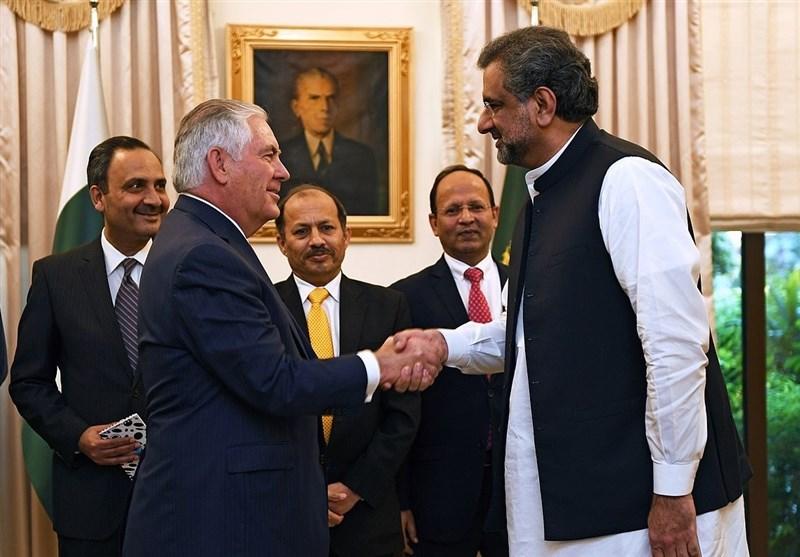 تاکید وزیر خارجه آمریکا بر محدود بودن نقش هند در افغانستان