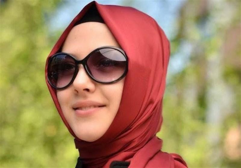 سخنرانی جذاب دختر آمریکایی درباره حجاب + فیلم