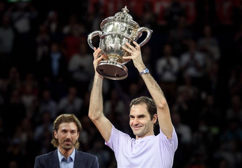 فدرر برای هشتمین بار فاتح رقابتهای تنیس آزاد بازل شد