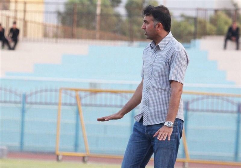غلامرضا دلگرم - سرمربی ایرانجوان بوشهر