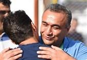 مخالفت باشگاه ملوان با استعفای دستنشان