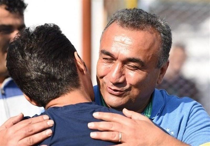پیکر مرحوم دستنشان در آغوش خاک آرام گرفت + عکس