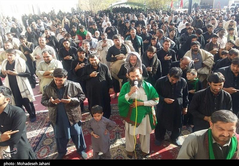 ورود زائران پاکستانی اربعین حسینی(ع) به خاک ایران به روایت تصویر