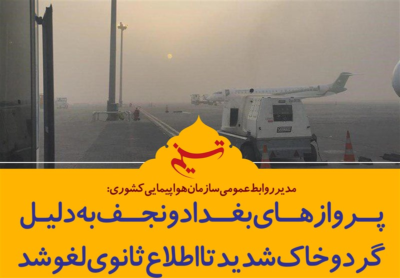 نجف و بغداد
